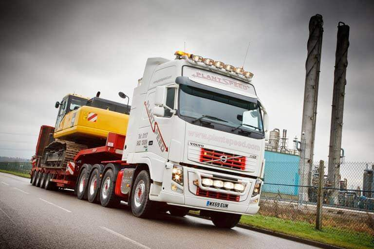 Heavy Haulage Truck
